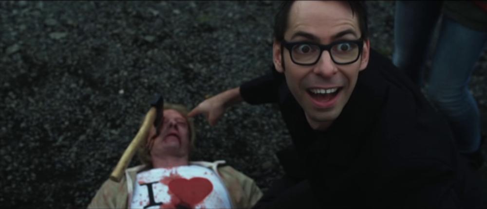First Zombie Squad Kill