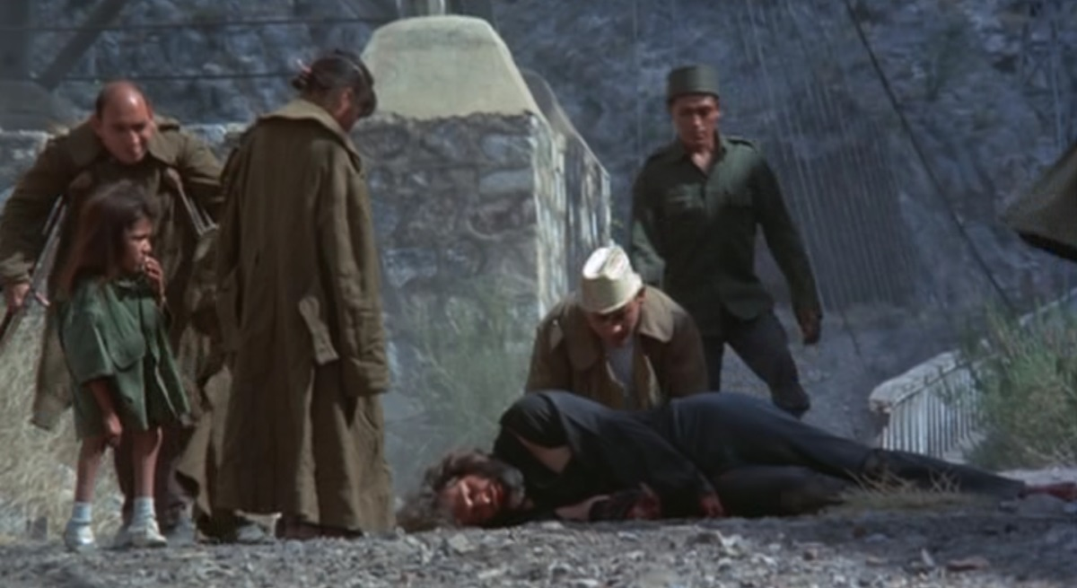 El Topo - Dwarves Save El Topo After His Girlfriend Shoots Him