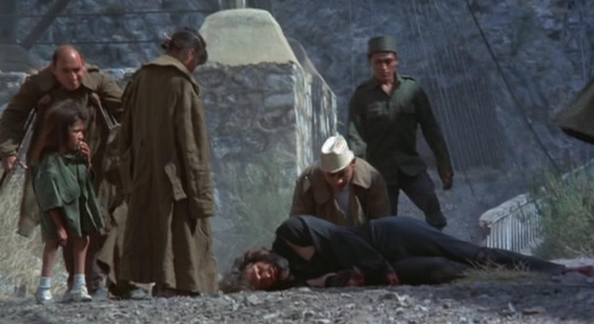 El Topo - Dwarves Save El Topo After His Girlfriend Shoots Him
