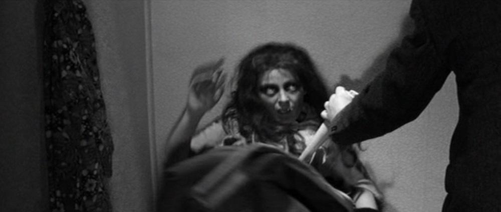 The Last Man on Earth - Killing a Vampire