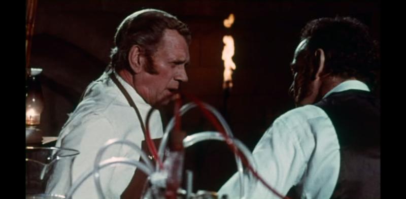Lady Frankenstein - Dr Baron Frankenstein