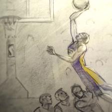 Dear Basketball