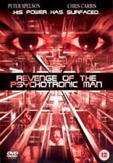 The Psychotronic Man DVD Box