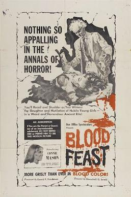 Blood Feast and the Brilliance of Paucity