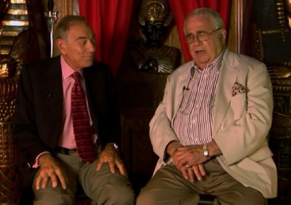 Herschell Gordon Lewis and David F Friedman - From 'Godfather of Gore: The Herschell Gordon Lewis Documentary'