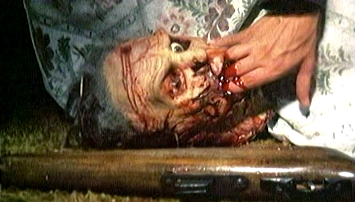 The Dead Next Door - Head Biting Fingers - Toward a Definition of Psychotronic Film 2: Content