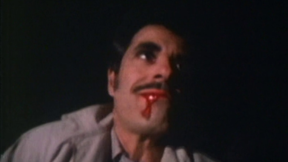 Psychotronic Man - Rocky Is Shot and Apparently Falls to His Death