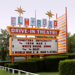 Elm Road Drive-In Theatre