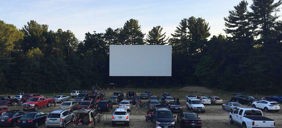 Milford Drive-in Theater
