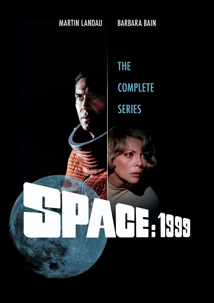 Space: 1999 (SHOUT Factory Blu-ray)