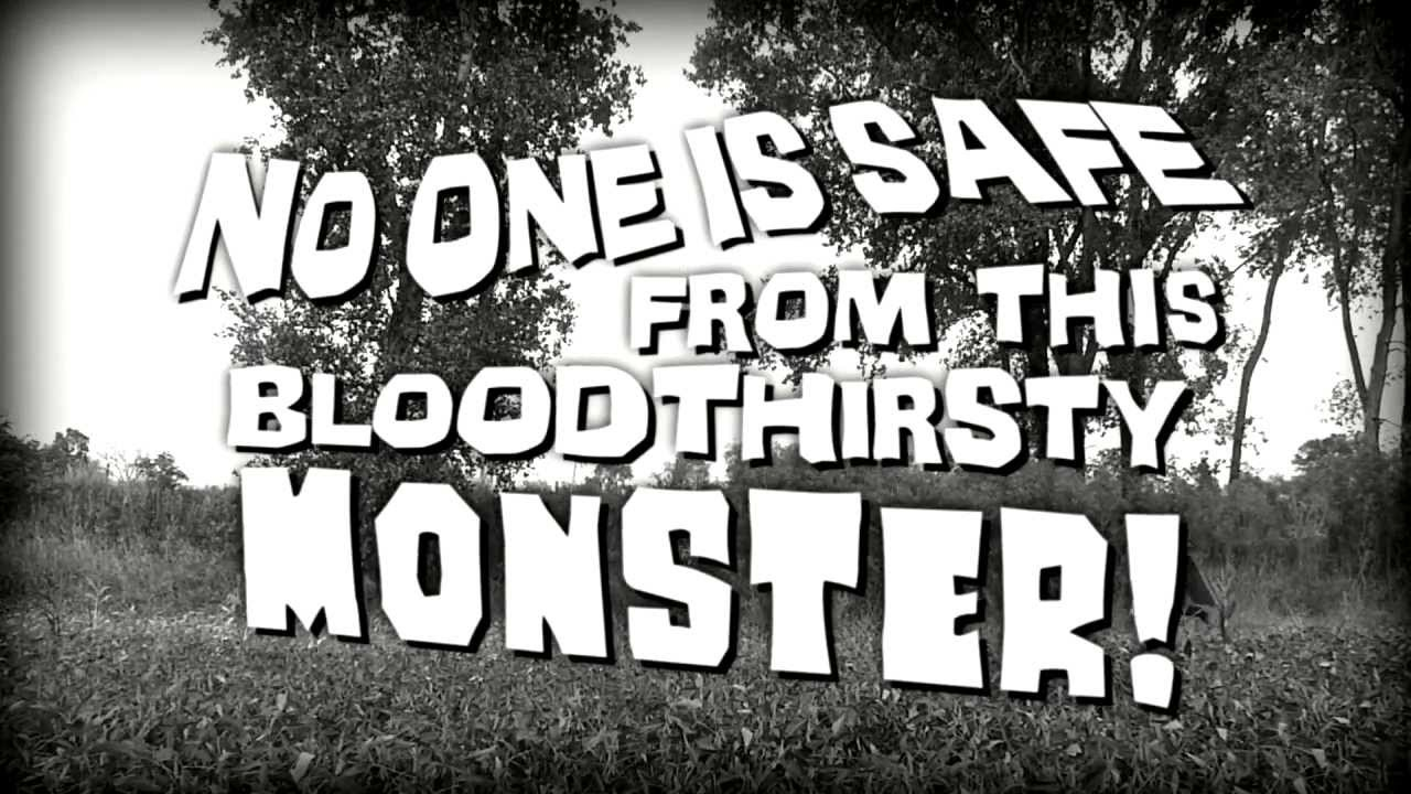 No One Is Safe From This Bloodthirsty Monster - Christopher R Mihm