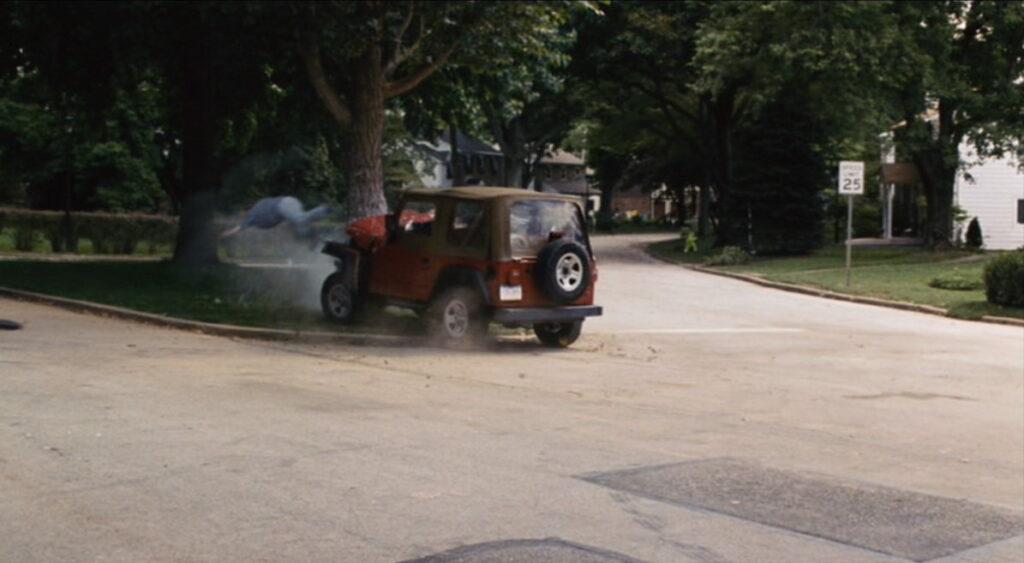The Happening Crash Scene 3